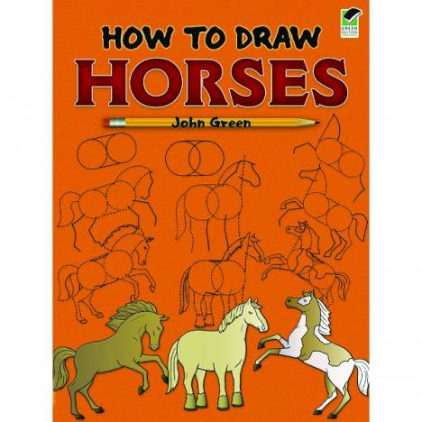 Kelley How to Draw Horses