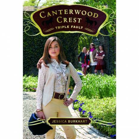 Triple Fault-Canterwood Crest Series by J. Burkhart