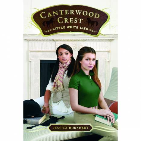 Little White Lies-Canterwood Crest Series by J. Burkhart