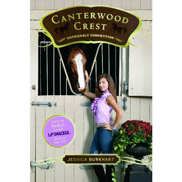 Unfriendly Competition-Canterwood Crest Series by J. Burkhart
