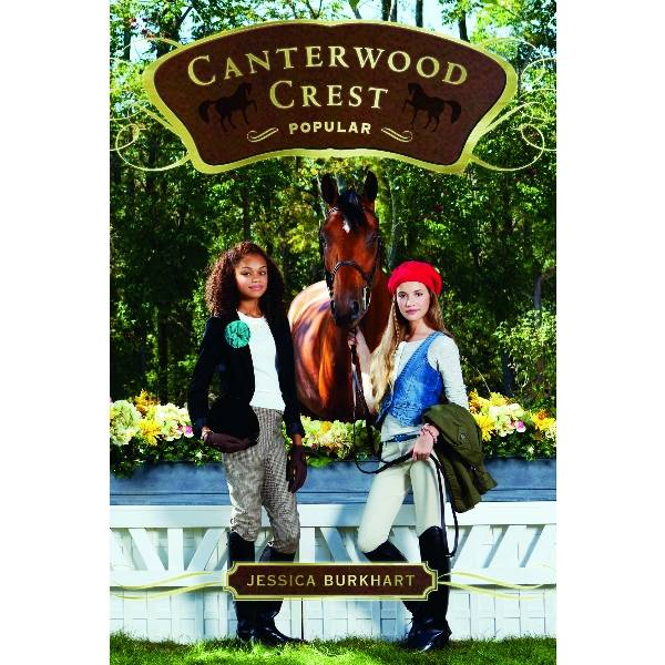 Popular-Canterwood Crest Series by J. Burkhart