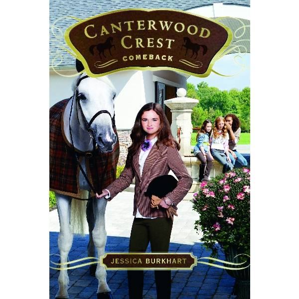 Comeback-Canterwood Crest Series by J. Burkhart