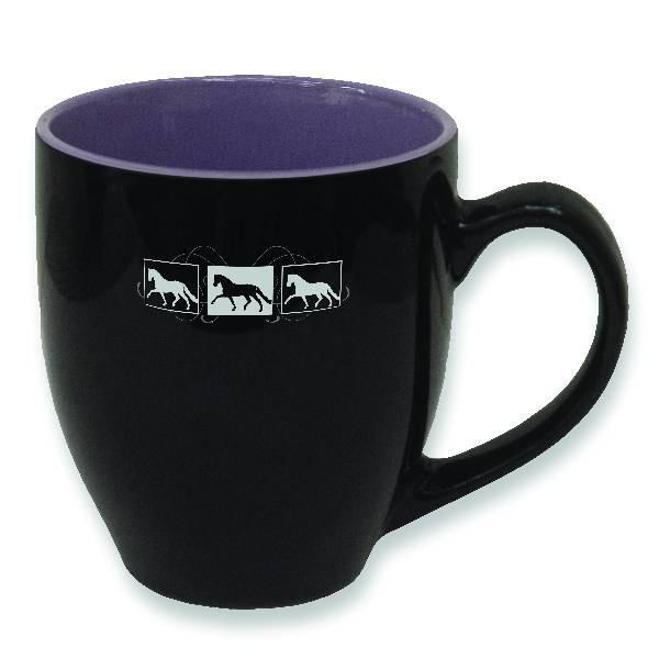 Kelley Dressage Box Design Mug