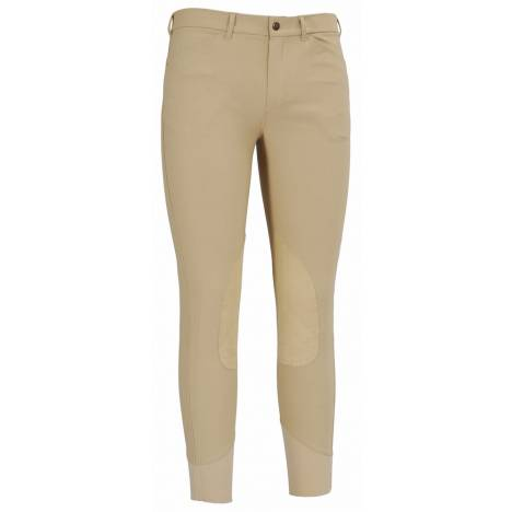 TuffRider Boys A-Circuit Knee Patch Riding Breeches