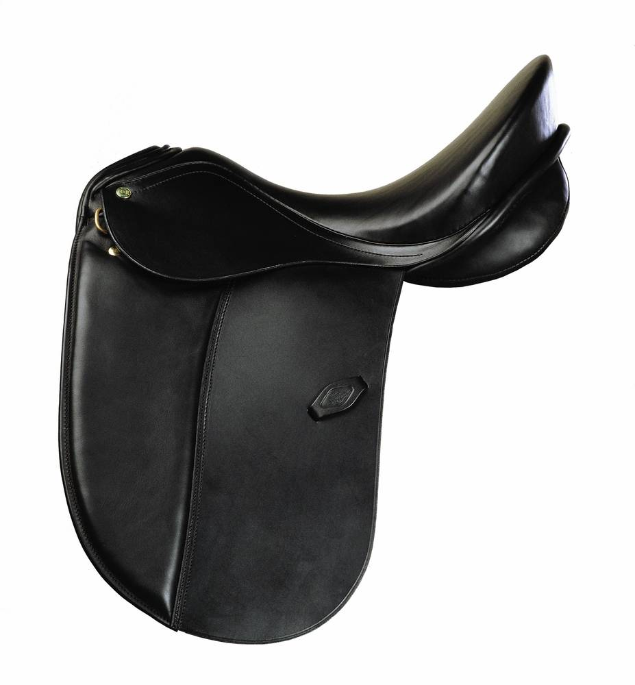 Henri De Rivel Lexus Flocked Dressage Saddle