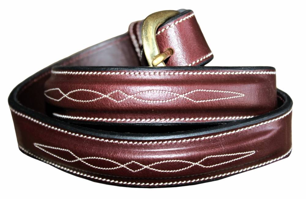 Equine Couture Fancy Leather Belt - Ladies