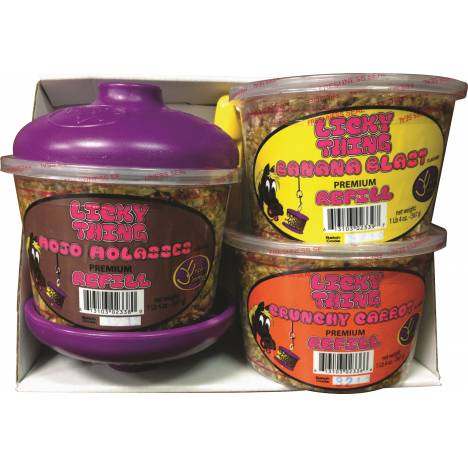 Uncle Jimmys Licky Thing Value Pack