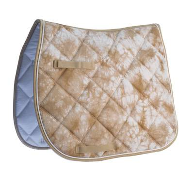 Lettia All Purpose Tie Dye Saddle Pad