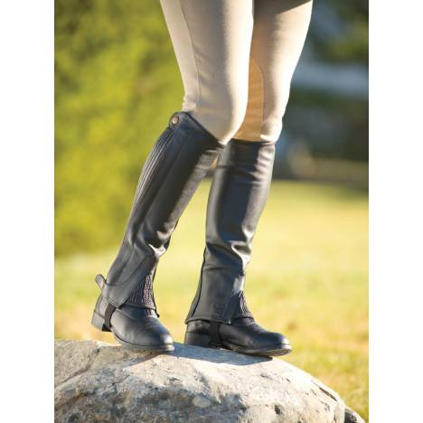Millstone Adult Leather Half Chaps