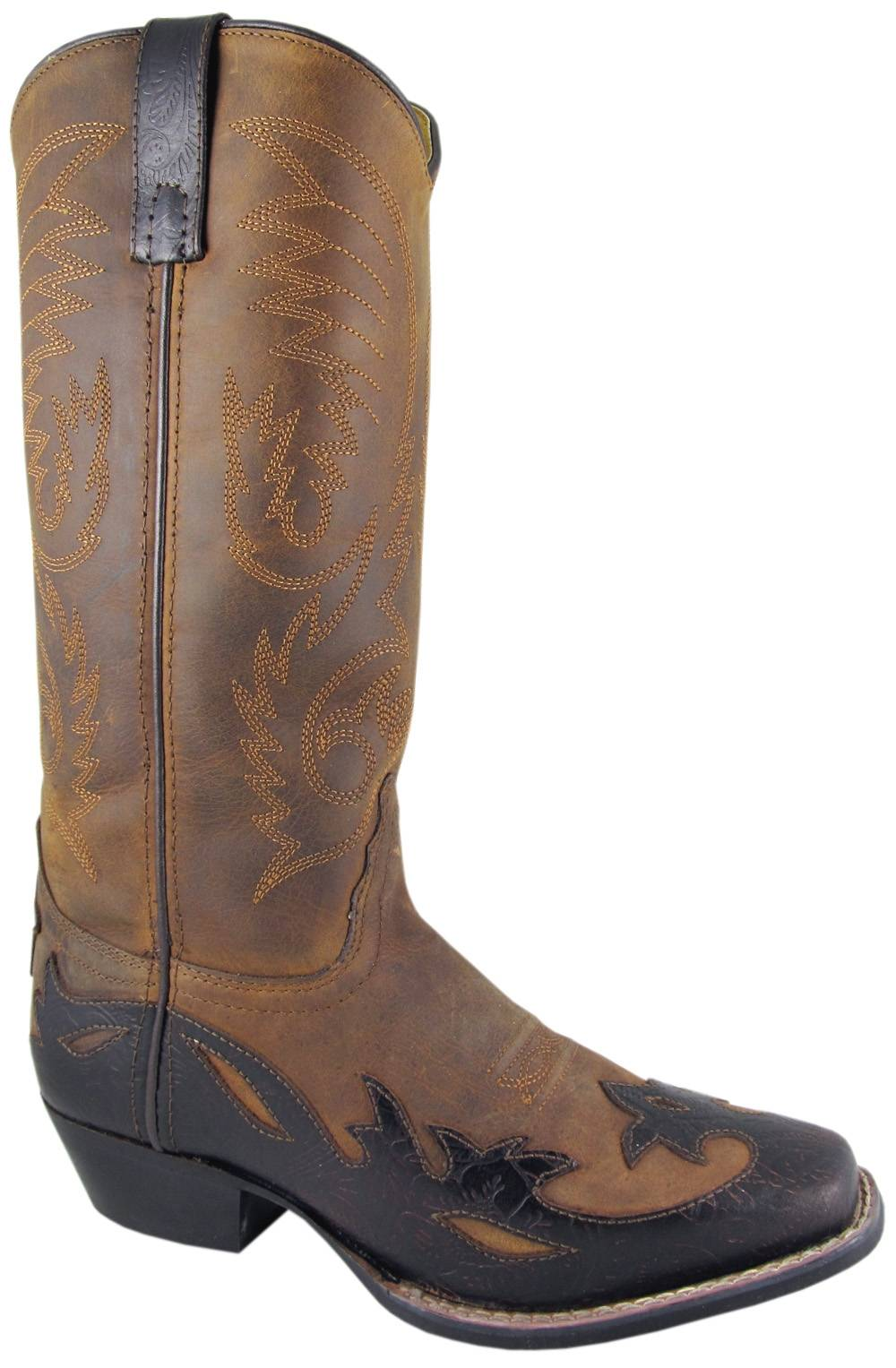 Smoky Mountain Ladies Cassidyn Square Toe Western Boots