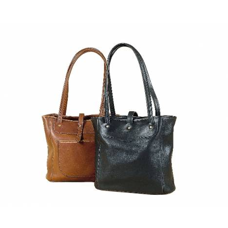 Tory Leather Carry All Bag