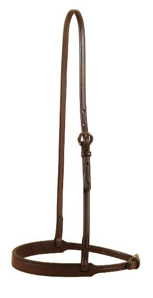 Tory Leather Bridle Leather Caveson