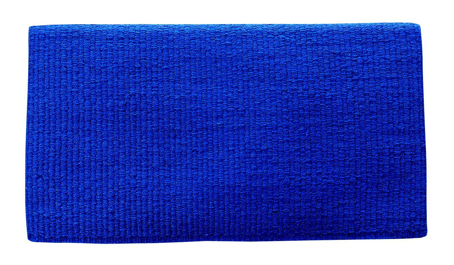 Weaver Solid New Zealand Wool Saddle Blanket