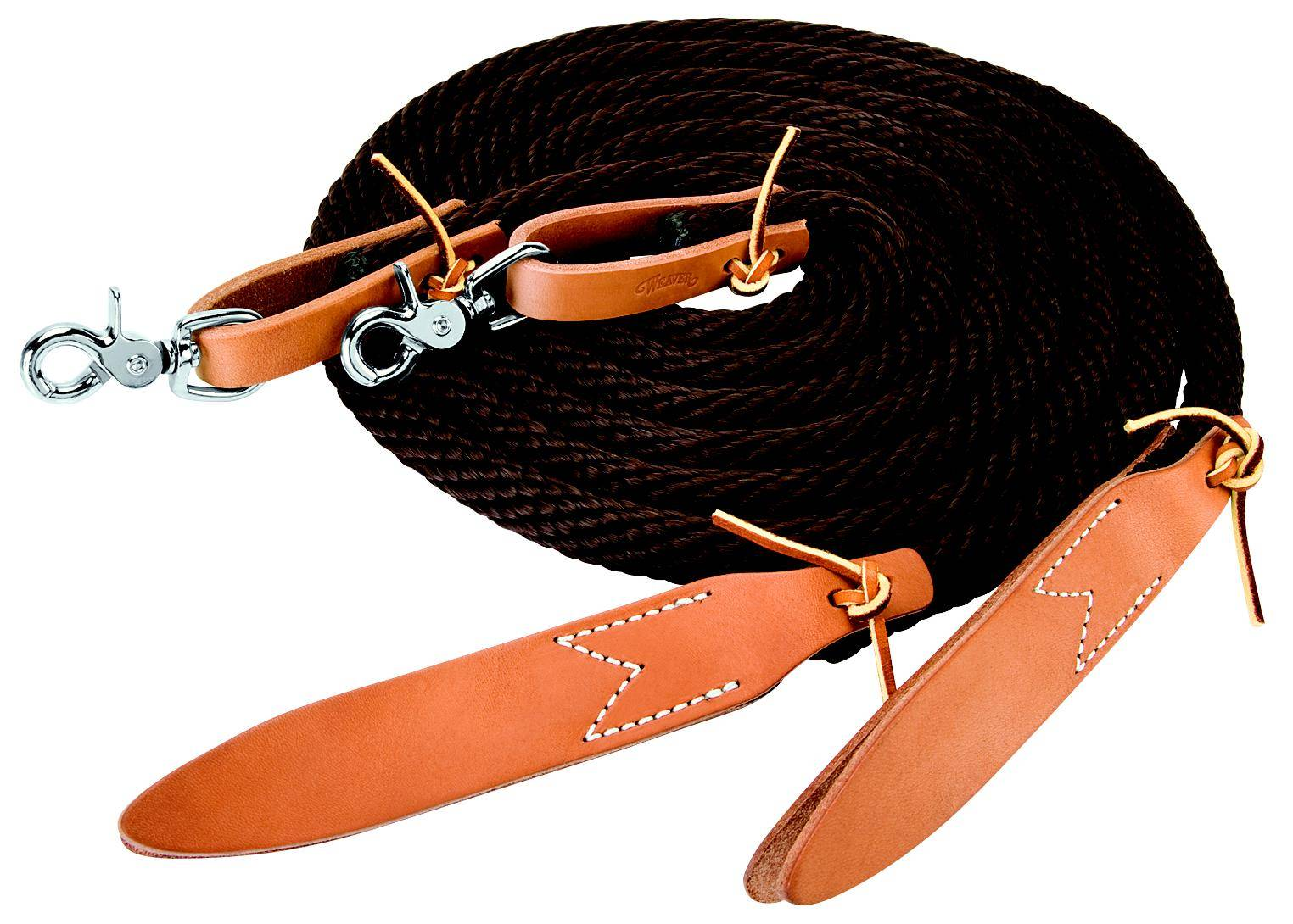 Weaver Poly Nylon Split Reins