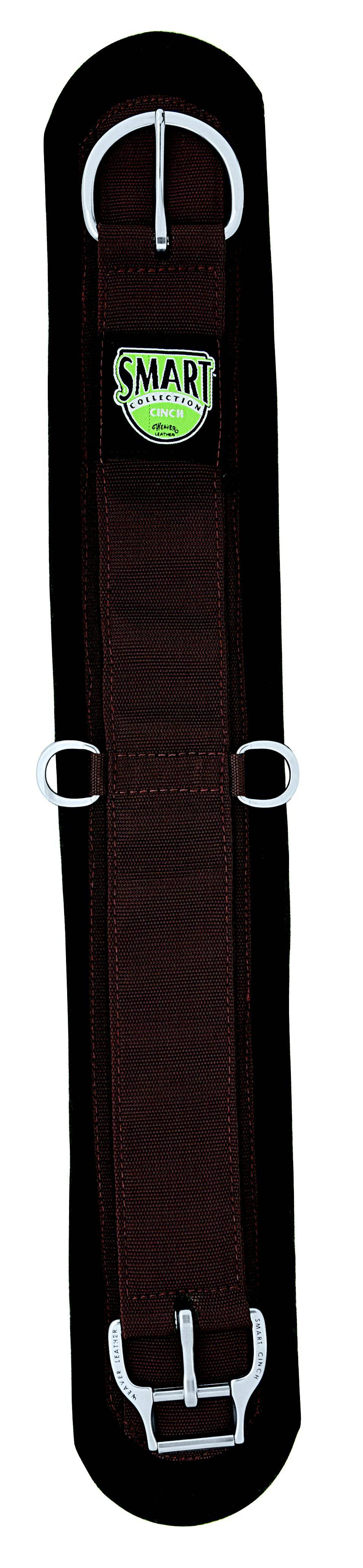Weaver Leather Felt Lined Straight Smart Cinch