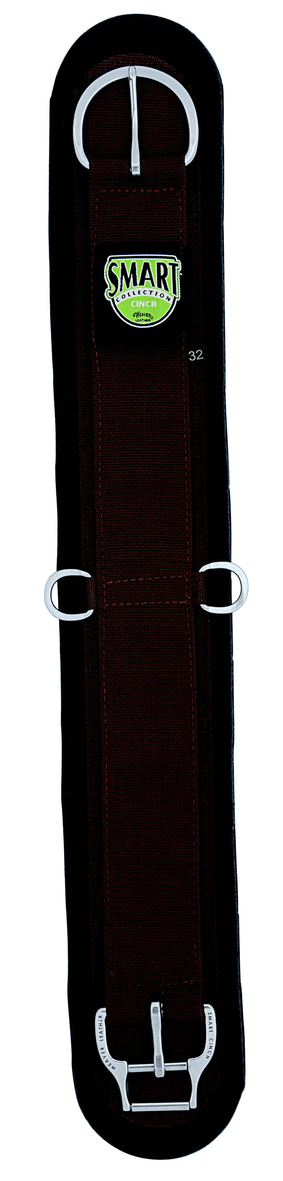 Weaver Leather Neoprene Straight Smart Cinch