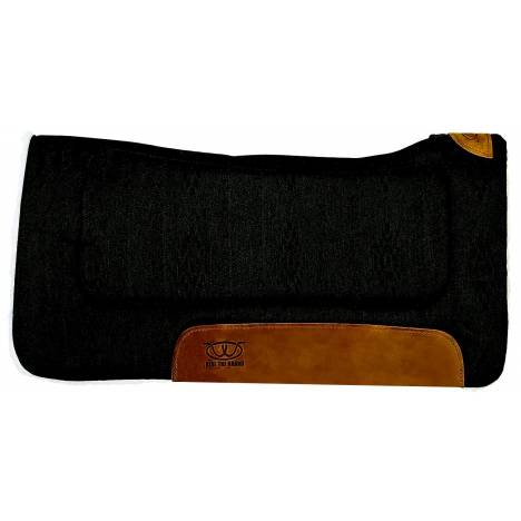 Weaver All Purpose 32x32 Contour Saddle Pad - H9