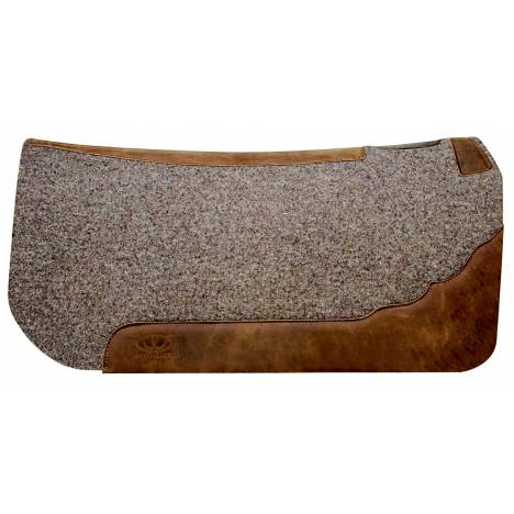 Weaver Leather Contour Felt Saddle Pad