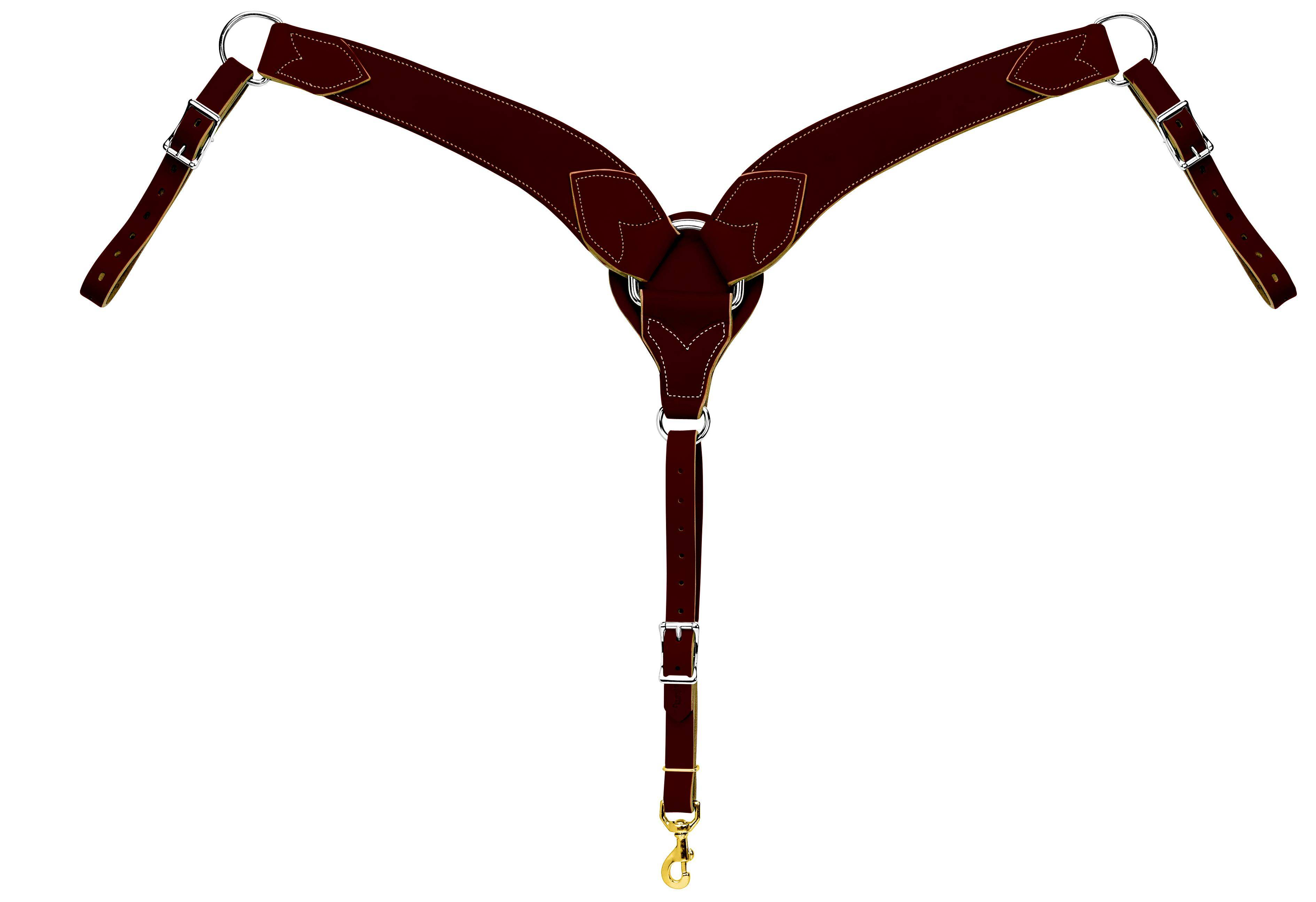 Weaver Roper Horizons Breast Collar