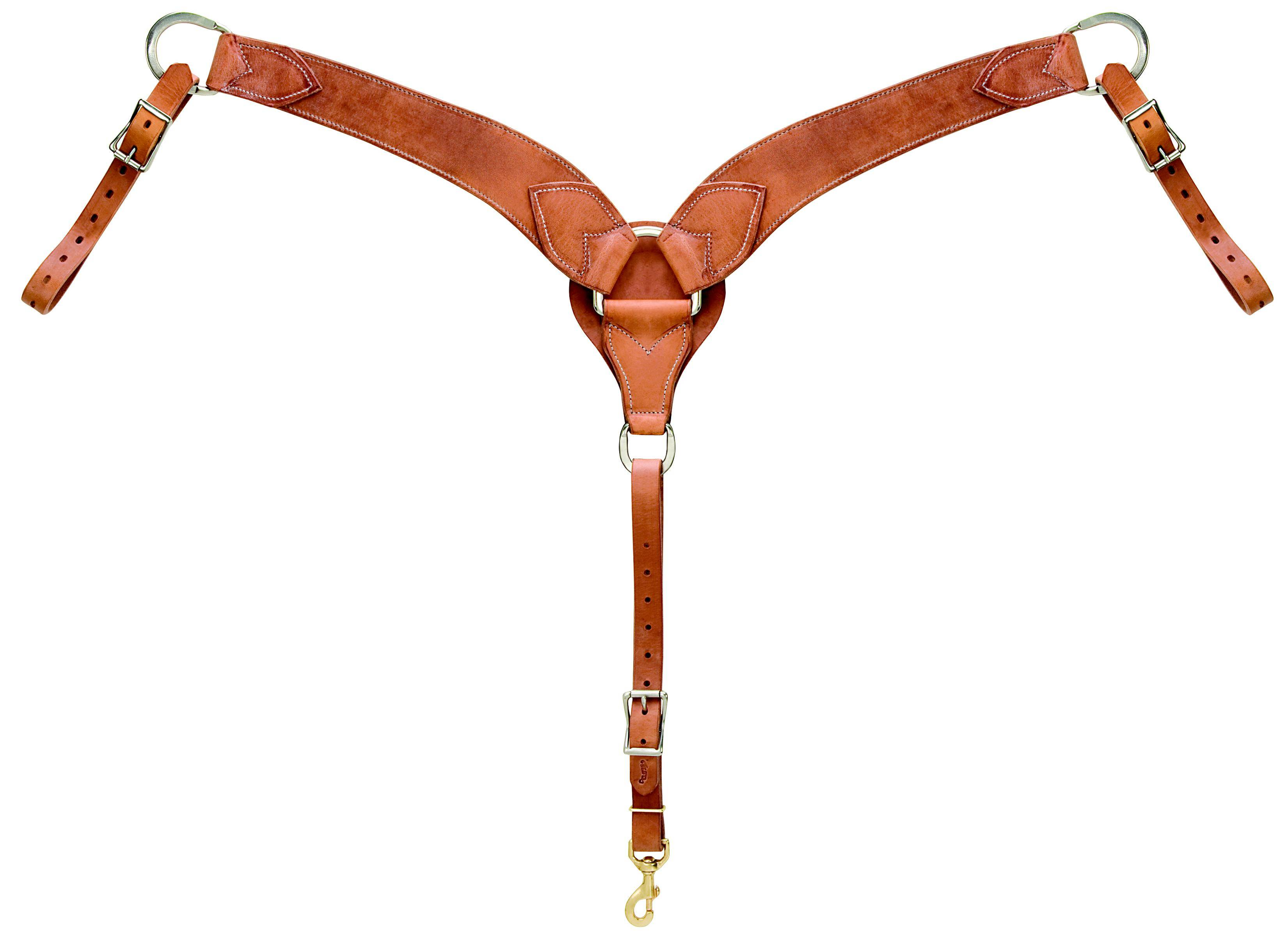 Weaver Leather Protack Roper Breast Collar