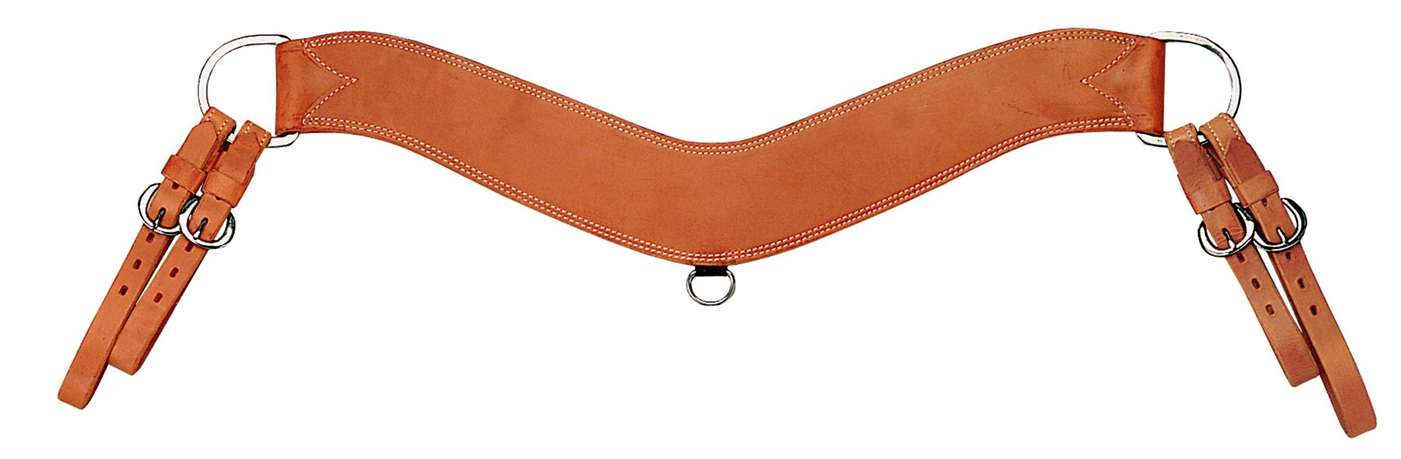 Weaver Leather Heavy Duty Roper Breast Collar