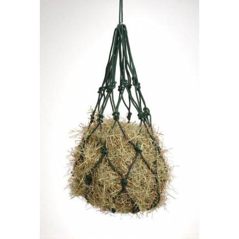 Tough-1 Solid Braided Cotton Hay Bags - 6 Pack