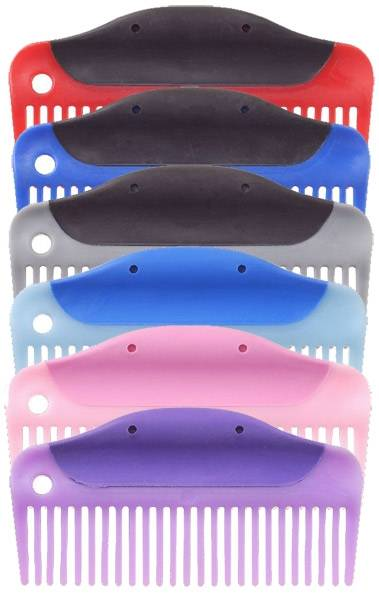 Tough-1 5 Easy Grip Combs - 6 Pack