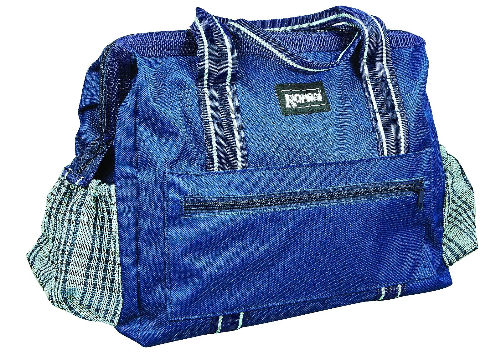 Roma Dura-Mesh Carry Bag with Zipper