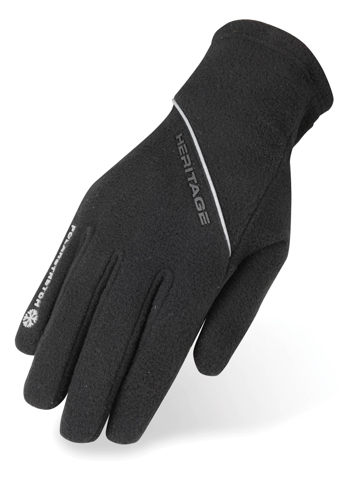 Heritage Gloves Kids Polarstretch Fleece Gloves