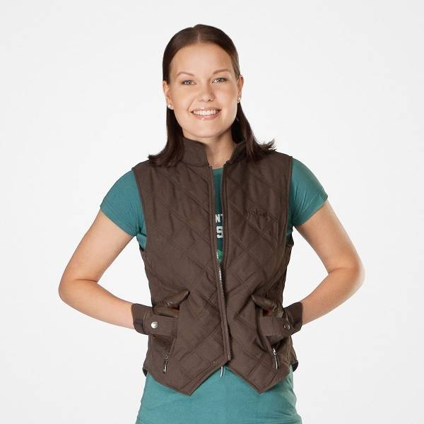 Horze Ladies Quilted Vest