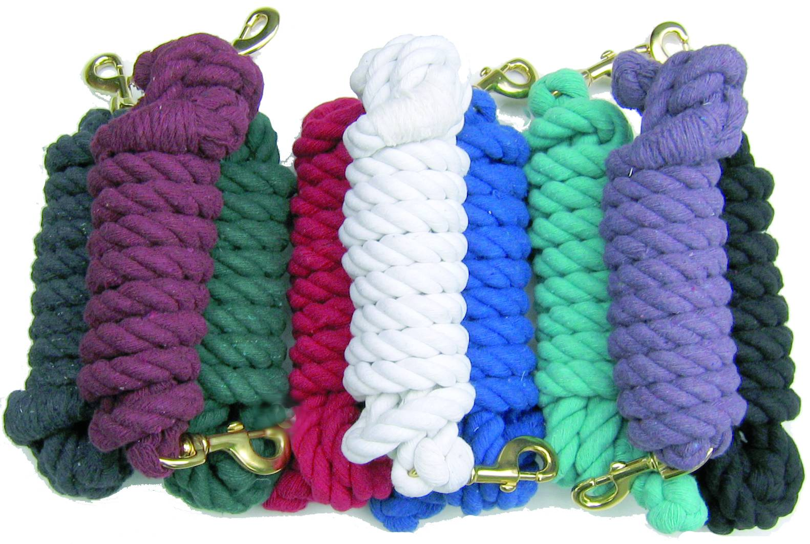 Big Soft Cotton Lead Rope