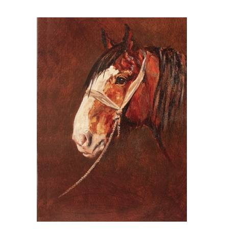 The Old Fellah (Draft Horse) Blank Greeting Cards - 6 Pack