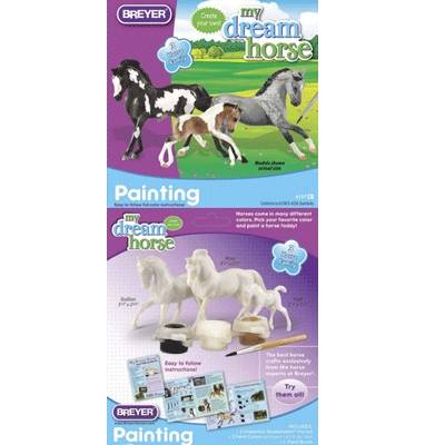 Breyer Stablemates Family Painting Set