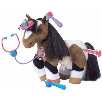Breyer Plush Chloe Care for me Vet Set