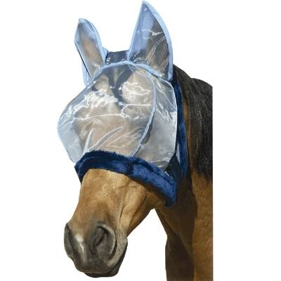 Charlie Bug-Off Shield Fly Mask Without Ears