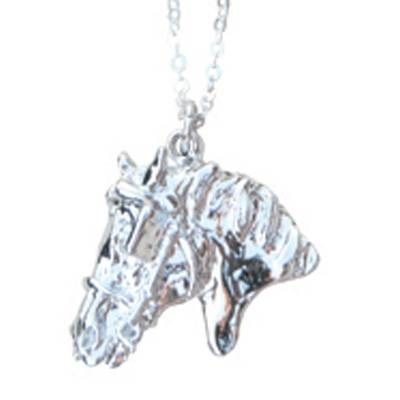 Beverly Zimmer Driving Horse Pendant