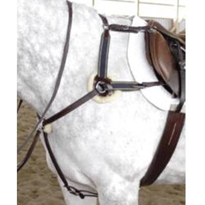 Exselle Five Point Breastcollar