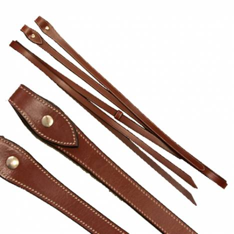 Nurtural Horse Leather Western Reins