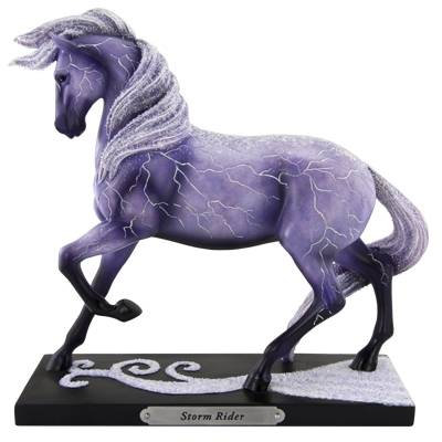 Trail of Painted Ponies Storm Rider Figurine