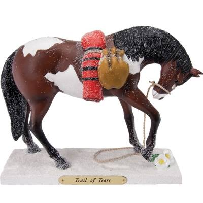 Trail of Painted Ponies Trail of Tears Figurine