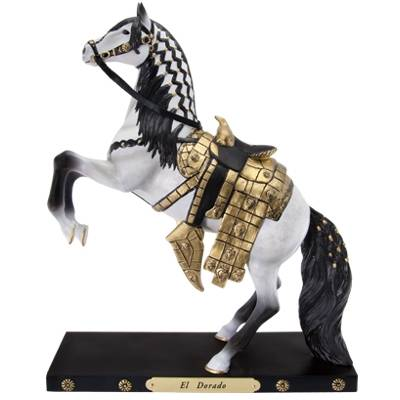 Trail of Painted Ponies El Dorado Figurine