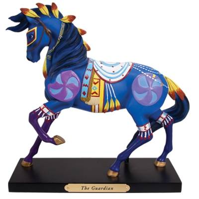 Trail of Painted Ponies The Guardian Figurine