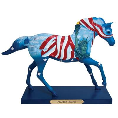 Trail of Painted Ponies Freedom Reigns Figurine