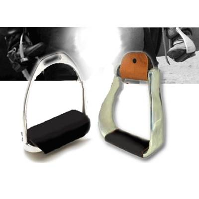Thinline Right Ride Western Stirrup Wraps