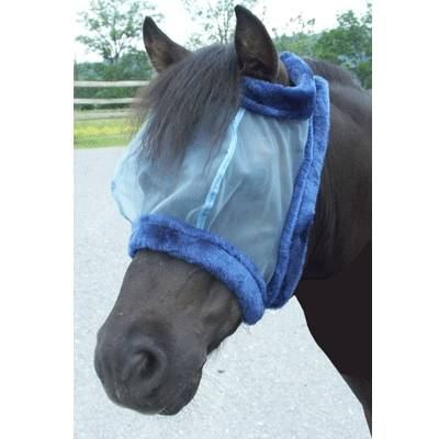 OPEN BOX ITEM: Miniature Horse Bug Off Fly Mask