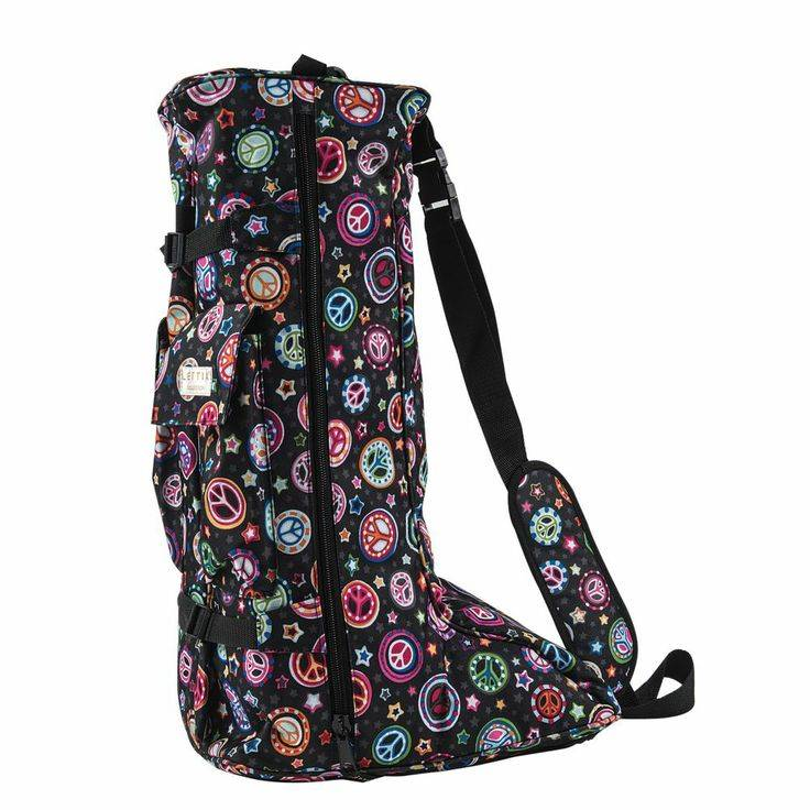 Lettia Print Boot Bag