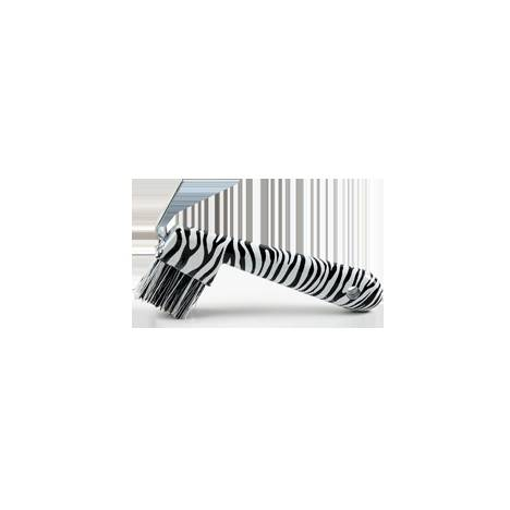 Lettia Collection Zebra Print Hoof Pick