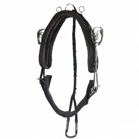 Finn Tack Synthetic QH Extreme Racing Harness Saddle