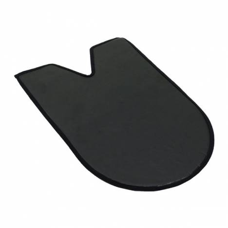 Horze Cut Back Black Gel Pad