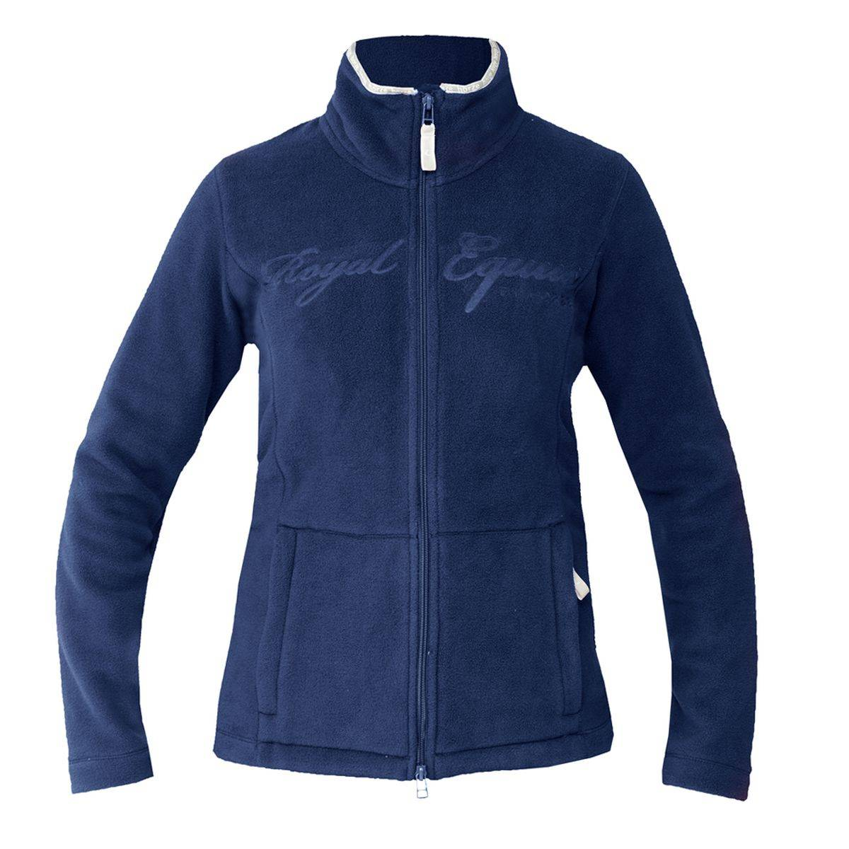 HorZe Sara Fleece Jacket with Heat Print - Junior